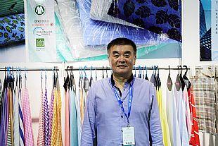 """未来的""""色织大王""""华申申龙首展深圳国际服装供应链博览会"""