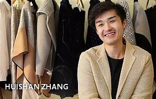 张卉山 HUISHANZHANG创始人--中国第一位当代时装设计师
